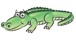 L'histoire du Crocodile avec une petite bouche